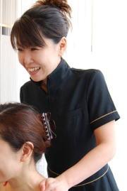 村岡利枝・カラダとココロを温めるSalon Warm Beauty・あったかいプロジェクト代表